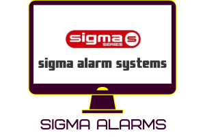 Image of Sigma Alarm Systems Logo