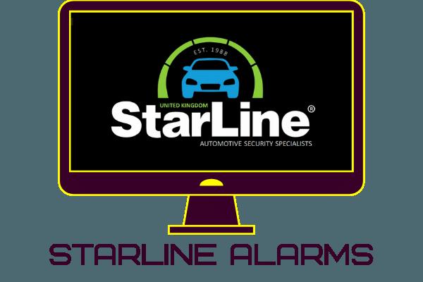 Starline Alarms Logo