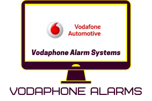 Vodaphone alarm systems