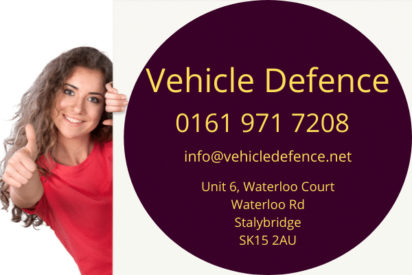 Vehicle Defence Contact Details