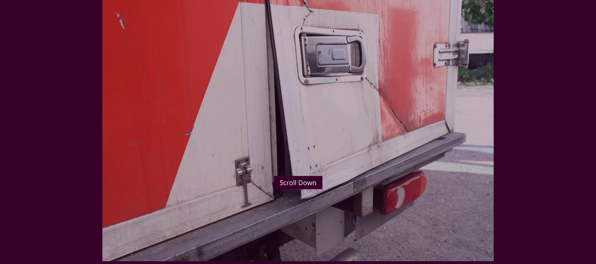 What is the best way to secure my van doors?